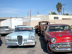 Oldtimer aus Florida, Californien ...