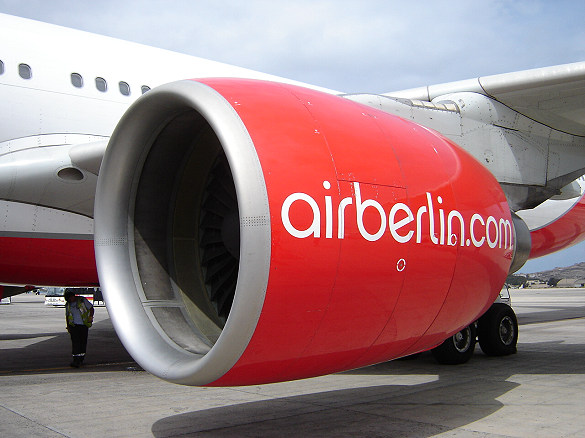 airberlin, Foto: FLORIDAJournal.com