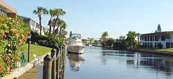 Cape Coral, Waterways.