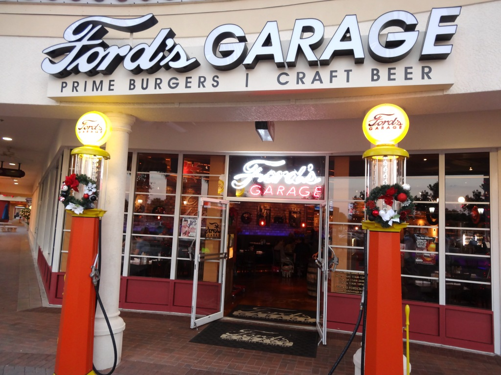 Ford S Garage Cape Coral Fort Myers Burger Restaurant Florida
