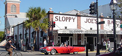 SLOPPY JOES BAR auf Key West