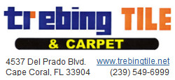 Fliesengesch�ft in Cape Coral